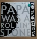 """The Temptations - Papa Was A Rollin' Stone (Remix 1987) (12"""", Single)"""