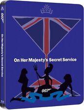 On Her Majesty's Secret Service Limited Edition SteelBook [Blu-ray + Digital HD]
