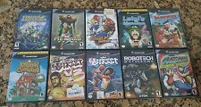 GameCube Games Lot of 10