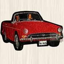 Get Smart 1965 Sunbeam Tiger Patch Maxwell Car Agent 86 Shoe Phone Embroidered