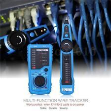 BSIDE FWT11 RJ11 RJ45 Draht Tracker Tracer Telefon Ethernet LAN Netzwerkkabel C