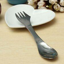 Spork Knife/Fork/Spoon Combo Picnic Cutlery Outdoor Spork Camping Tableware