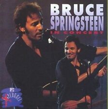 NEW Bruce Springsteen In Concert - MTV Unplugged (Audio CD)