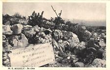 3455) WW1 GORIZIA , LA TERZA CIMA SUL MONTE S. MICHELE.