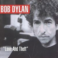 BOB DYLAN Love And Theft CD BRAND NEW