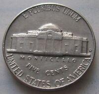 5 Centesimi Stati Uniti d'America 1964 jefferson -  n. 1122