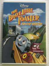 The Brave Little Toaster To the Rescue (DVD, 2003, OOP, Disney) Canadian