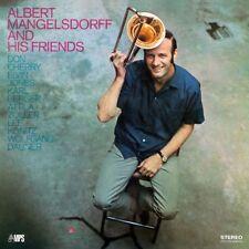 ALBERT MANGELSDORFF - ALBERT MANGELSDORFF AND HIS FRIENDS   VINYL LP NEW+