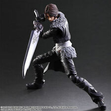 Play Arts Kai Final Fantasy VIII FF8 Squall Leonhart PVC Figure Statue Mode noB