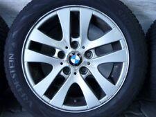 WINTERREIFEN ALUFELGEN ORIGINAL BMW E90 E91 E92 E93 DOPPELSPEICHE 156 205/55 R16