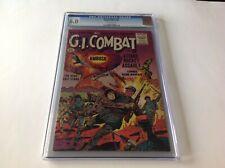 G.I. COMBAT 32 CGC 6.0 SUPER TOUGH ATOMIC COMMIE GERM WARFARE QUALITY COMICS