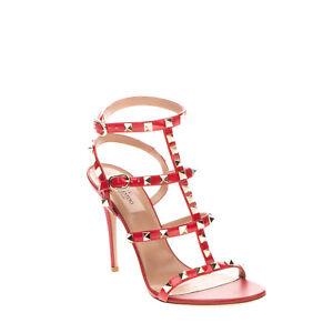 RIGHT SHOE ONLY RRP €955 VALENTINO GARAVANI Strappy Sandal EU 38.5 UK 5.5 US 8.5