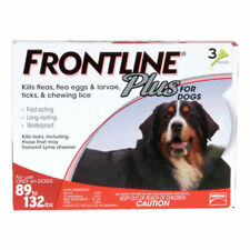 Merial Frontline Plus For Dogs Over 88 lb 0.2 fl oz