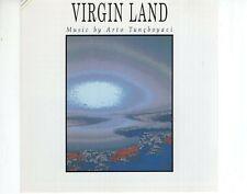 CD ARTO TUNCBOYACIvirgin land1989 KEYTONE EX+FUSION JAZZ (B4223)