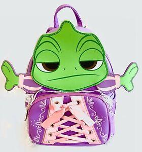 Loungefly Disney Princess Pascal Mini Backpack Funkon 2021 Tangled  Rapunzel Bag