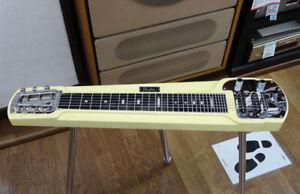 FENDER JAPAN Steel Guitar DLX-6 #10120