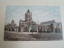 Old Postcard CHRISTCHURCH CATHEDRAL, DUBLIN      §A1104