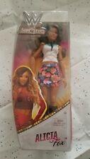 "WWE SUPERSTARS ALICIA FOX 12"" Doll Women's  Wrestling  Fashion NEW"
