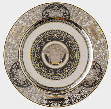 """VERSACE ROSENTHAL PLATE MEDUSA Silver CELEBRATING 25 YEARS LIMITED 9"""""""