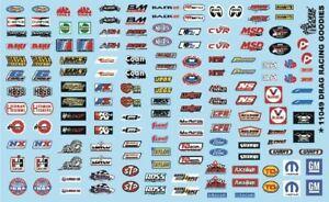 Gofer 1/24-1/25 Drag Racing Goodies (Logos) 11049 x