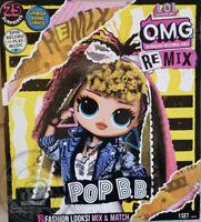 LOL Surprise REMIX OMG Fashion Doll POP BB Music - NEW