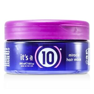 NEW It's A 10 Miracle Hair Mask 8oz Mens Hair Care