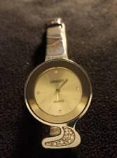 Montre Femme ERNEST 2528 Quartz bracelet cuir gris