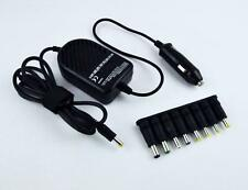 FUJITSU UNIVERSAL LAPTOP CHARGER DC CAR ADAPTER 80W POWER