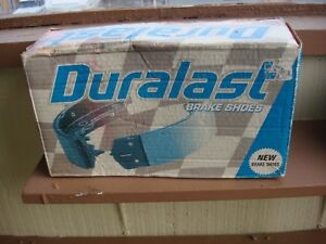 Drum Brake Shoe-Duralast Brake Shoes Rear DURALAST by AutoZone 703