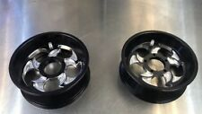 Goped Pocket Bike 66/72mm Billet Slayer Rims- Black