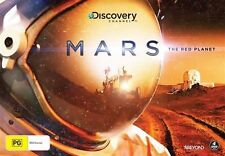 The Mars - Red Planet (DVD, 2016, 4-Disc Set)  LIKE NEW REGION 4
