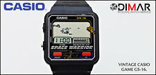VINTAGE CASIO GAME GS-16 SPACE WARRIORS. QW.686. JAPAN. AÑO.1987.