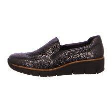 RIEKER Schuhe Slipper 53766-45 grau