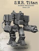 Unpainted 1/35 Heavy Guard Resin Model Kits Figure GK Unassembled