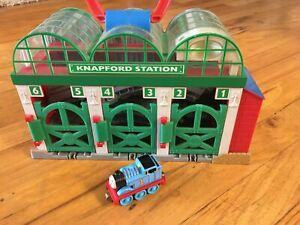 Thomas & Friends™ Knapford Station Take Along Depot w/ Engine - Sound!