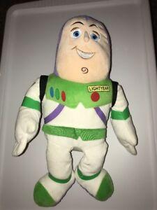 "Kohls Cares for Kids Buzz Lightyear Plush Stuffed Toy Story Disney 2010 14"""