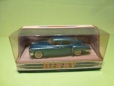 DINKY TOYS DY11B TUCKER TORPEDO 1948 - METALLIC BLUE 1:43 - GOOD IN BOX