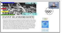 OLYMPIC GAMES LEGENDS COVER, FANNY BLANKERS-KOEN 100m