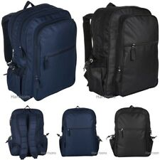 LARGE BACKPACK A4 WORK COLLEGE SCHOOL SPORTS RUCKSACK TRAVEL MENS BOYS LADIES