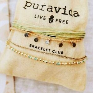 PURA VIDA  MARCH 2021 MONTHLY CLUB  MINTY FRESH PACK ‼️FREE SAME DAY SHIPPING‼️