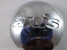 "AXIS  CHROME CUSTOM WHEEL CENTER CAP*     # 2 1/4""(1)"