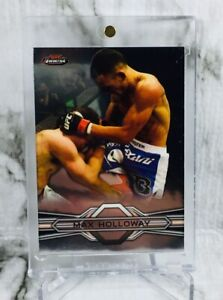 """2013 Topps UFC/Finest ~ """"BLESSED""""! MAX HOLLOWAY (#62) RC/ROOKIE CARD! HOT!!"""