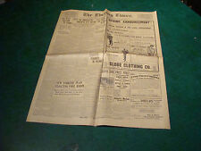 1905 The Evening Times Pawtucket RI - 3-21; Brockton mourns its dead, asia peace