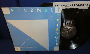 ETERNAL TRIANGLE Touch And Let Go LP UK 1984 NICE SYNTH POP Situation Two SITU 9