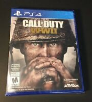 Call of Duty WWII [ COD World War 2 ] (PS4) NEW
