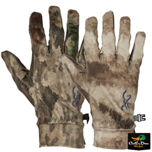 NEW BROWNING HELLS CANYON SPEED RISER FM HUNTING GLOVES ATACS CAMO