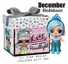 LOL Surprise Present December Holidaze Doll Gift Box Birthday Party Bags Sealed