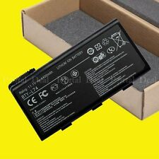 New Battery for MSI A5000 A6000 A6200 BTY-L74 BTY-L75 MS-1682 CR600 CR620 CX600