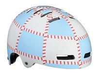 "Lazer Street Finish Female, Fahrradhelm, Skatehelm, BMX Helm Größe ""S"" 52-54cm"