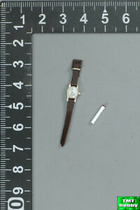 1:6 Scale DID D80149 WWII U-Boat Stabsober Mechaniker - Watch & Cigarette
